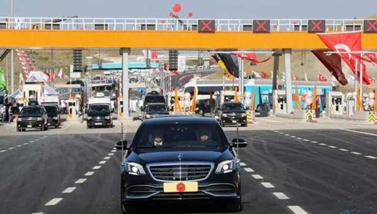 İstanbul-İzmir otoyolu geçiş ücretleri belli oldu
