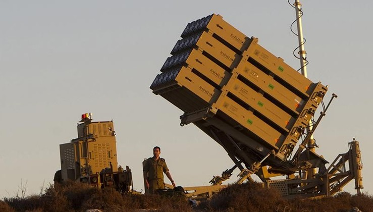İsrail'in Demir Kubbe sisteminde çalışan 30 asker kansere yakalandı