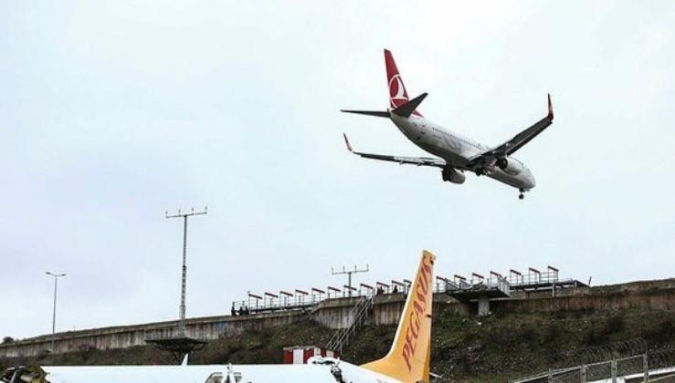 THY, Sabiha Gökçen Havalimanı'ndaki uçuşlarına devam ediyor