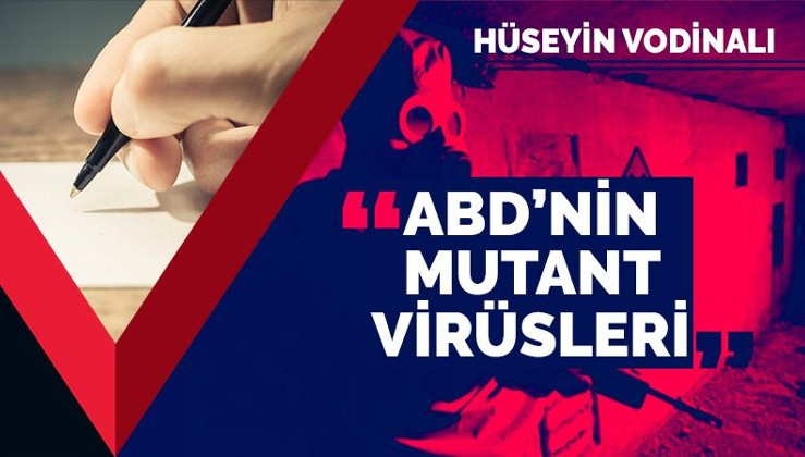 ABD'nin mutant virüsleri ve biyolojik savaş tarihi
