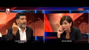 E. Tümamiral Cem Gürdeniz'in tuzağa düşürüldüğü Halt TV programı