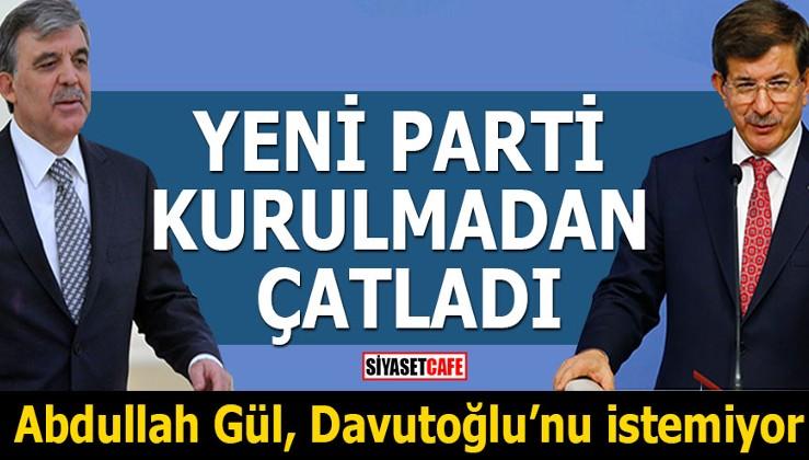 Gül ve Babacan'ın kuracağı partinin genel başkanı kim olacak?