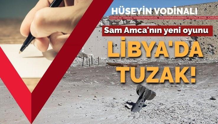 Sam Amca'nın yeni oyunu: Rusya'ya Türkiye, Çin'e Hindistan!