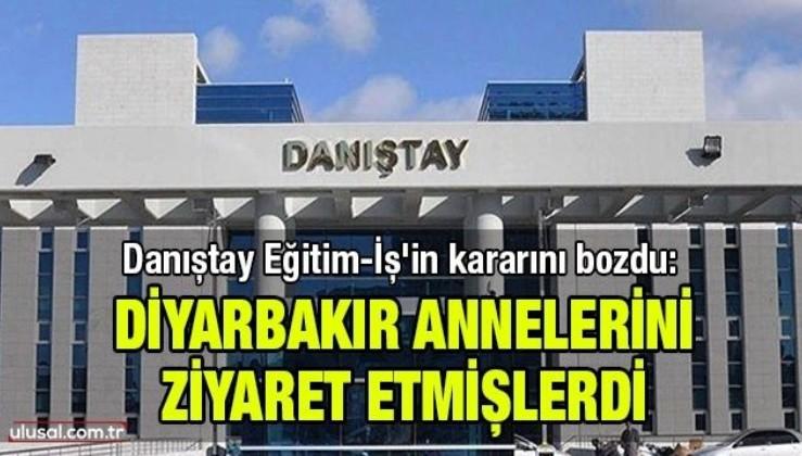 HDP'yi üzecek gelişme: Danıştay Eğitim-İş'in kararını bozdu