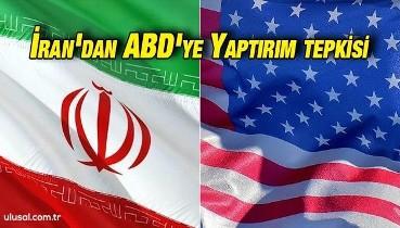 İran ABD'nin İranlı yetkilileri yaptırım listesinde tutma kararına tepki gösterdi