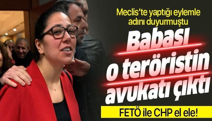 CHP'li vekilin babası FETÖ'cü askerin avukatı çıktı!