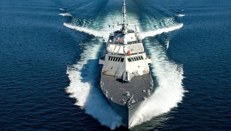 12 ülkeden 60 savaş gemisi Akdeniz'de!