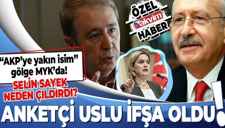 AKP'ye yakın araştırmacı gölge MYK'da!.