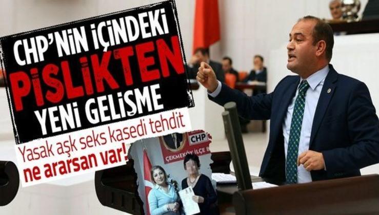 CHP'li Özgür Karabat'ın karıştığı iddia edilen seks kasedi şantajı ortalığı karıştırmıştı... Mahkemeden hapis kararı