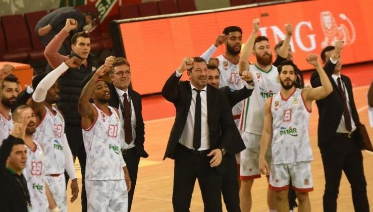 Pınar Karşıyaka, FIBA Şampiyonlar Ligi'nde finale çıktı