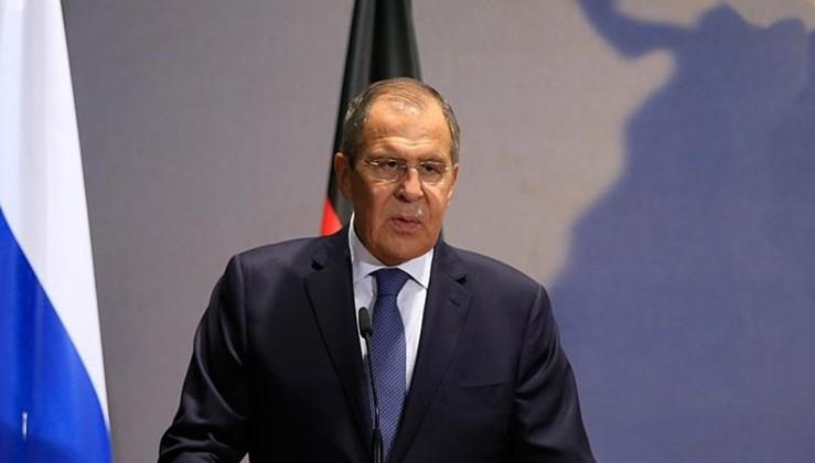 Lavrov: ABD, Ukrayna'nın provokatif eylemlerini körüklüyor