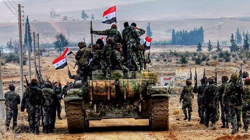 Suriye Ordusu İdlib'deki iki köyü daha teröristlerden aldı