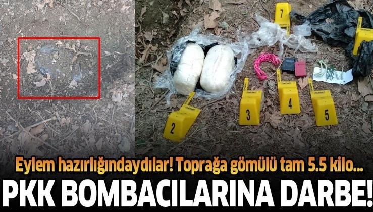 Büyükşehirlerde eylem hazırlığındaki 2 terörist yakalandı.