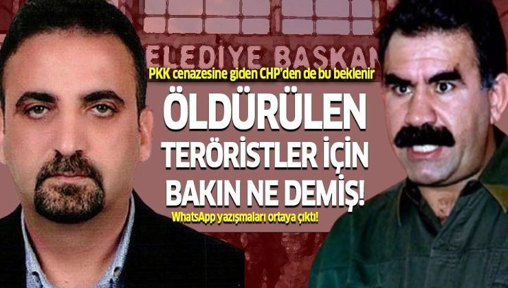PKK operasyonunda tutuklanan CHP'li Şişli Belediyesi'nin Başkan Yardımcısı Cihan Yavuz'un WhatsApp yazışmaları ortaya çıktı!