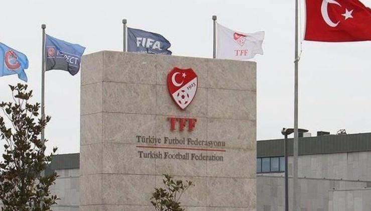 Son dakika: TFF'den flaş seyircisiz maç açıklaması