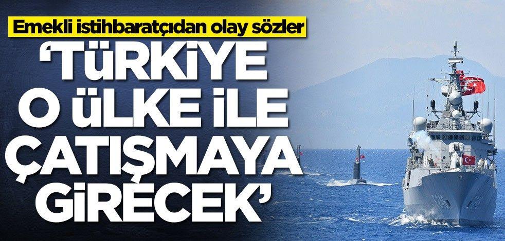 Genelkurmay İstihbarat Daire eski Başkanı İsmail Hakkı Pekin: Türkiye, Yunanistan ile çatışmaya girecek