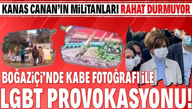 Son dakika: Boğaziçi Üniversitesi'nde Kabe'ye yapılan saygısızlığın ardından Başsavcılık harekete geçti!