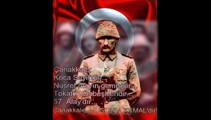 Varlığını Türk varlığına armağan edenlere minnetle!