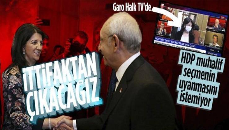 HDP'li Garo Paylan muhalif seçmenin uyanmasını istemiyor: Millet İttifakı'nın parçası olmak istemiyoruz
