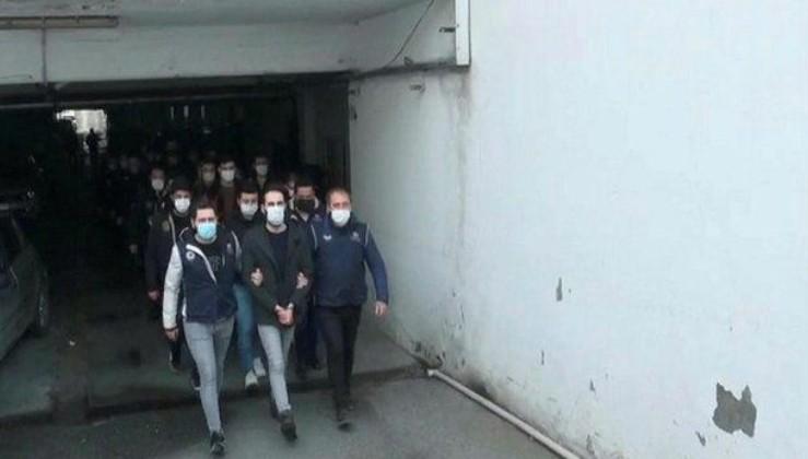 İstanbul merkezli 32 ilde FETÖ operasyonu! Çok sayıda tutuklama var