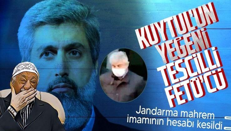 """Alparslan Kuytul'un yeğeni olan FETÖ'nün """"jandarma mahrem imamı"""" Hakan Kuytul'a hapis cezası"""