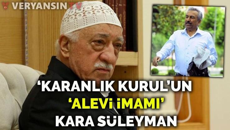 'Karanlık Kurul'un 'Alevi imamı' Kara Süleyman