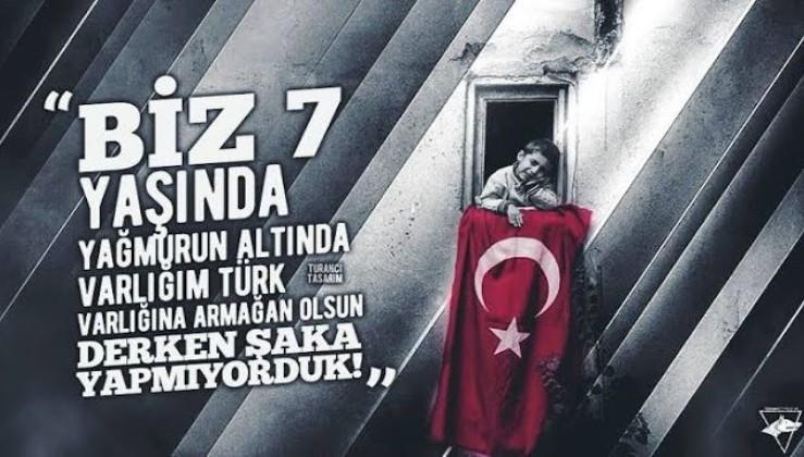 Andımız, Gençliğe Hitabe, İstiklal Marşı unutulursa müstevliler, Biden'ler