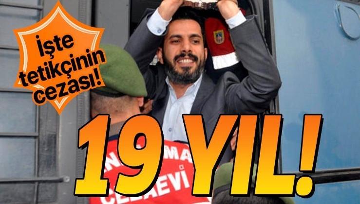FETÖ'cü Mehmet Baransu'nun cezası belli oldu