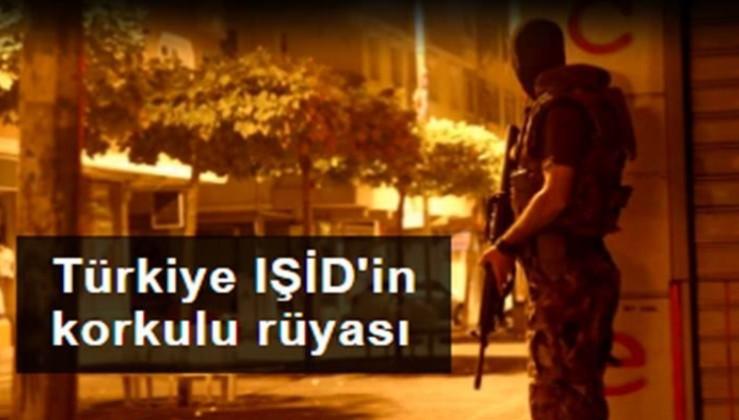 Türkiye IŞİD'in korkulu rüyası