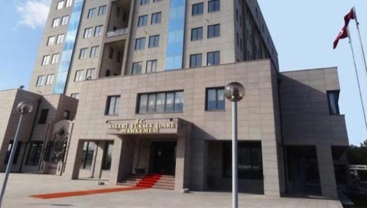 Eski AYİM üyesi Ahmet Uçar 7 yıl 6 ay hapis cezası.