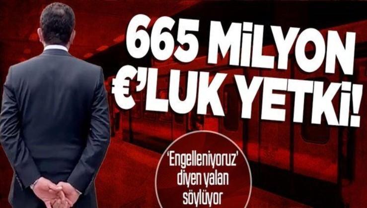 """İBB'ye 655 milyon Euro dış borçlanma yetkisi verildi! """"Engelleniyoruz diyen yalan söylüyor"""""""