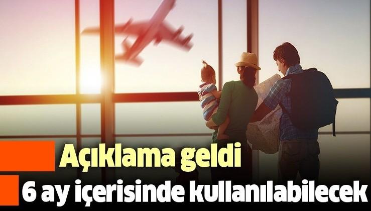 Bakan Karaismailoğlu açıkladı: Havacılıkta bilet iadeleri garanti altına alındı