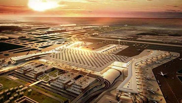 Saray ve Havalimanı'na Topbaş ve Kavurmacı imzası