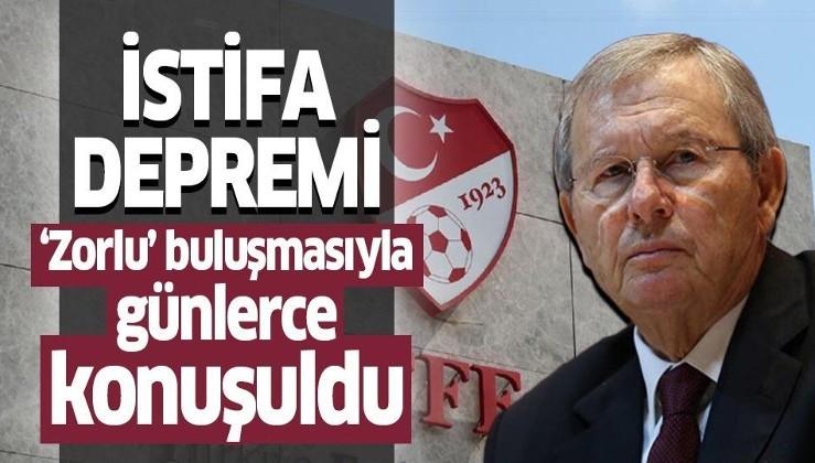 Son dakika... TFF, Merkez Hakem Kurulu Başkanı Zekeriya Alp'in istifa ettiğini açıkladı
