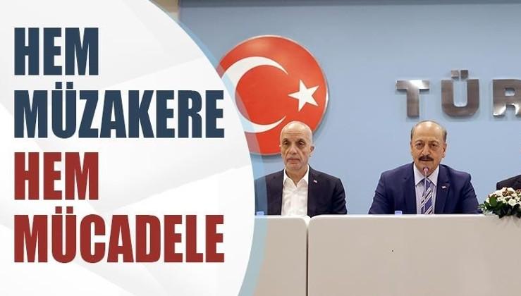 Türk-İş, Ergün Atalay ve başarı!
