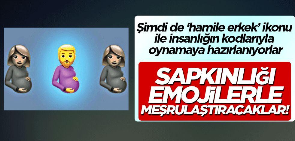 Sapkınlığı emojilerle meşrulaştıracaklar!