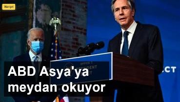 ABD'nin yeni dışişleri bakanı koltuğa oturmadan ilan etti: ABD Asya'ya meydan okuyor
