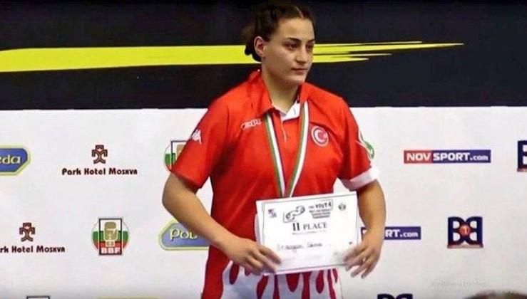 Milli boksörümüz Büşra Işıldar Avrupa şampiyonu
