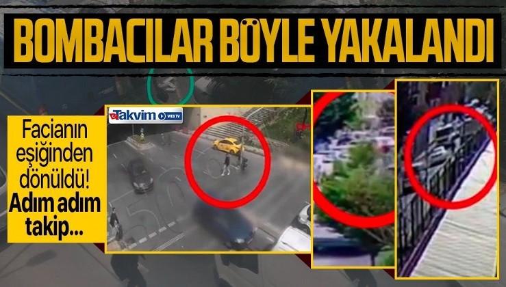 Otogar bombacıları böyle yakalandı