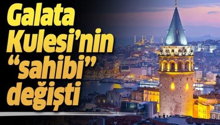 Vakıflar Genel Müdürü Ersoy'dan Galata Kulesi'nin mülkiyet hakkına ilişkin açıklama