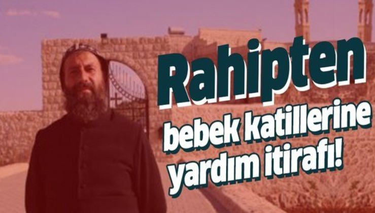 Rahip Sefer Bileçen PKK'ya yardım ettiğini itiraf etti!.