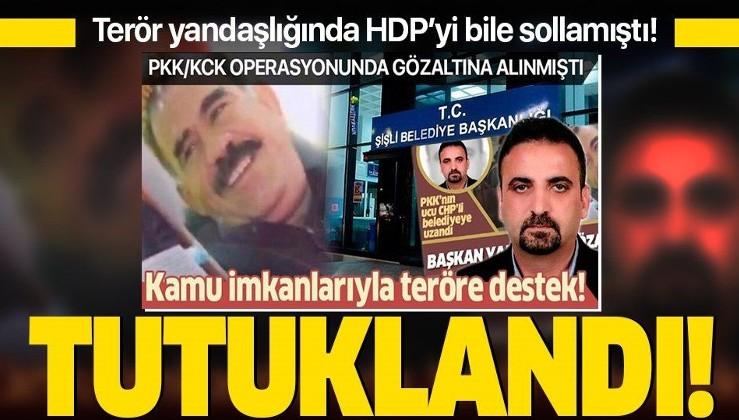 SON DAKİKA: CHP'li Şişli Belediye Başkan Yardımcısı Cihan Yavuz PKK/KCK soruşturmasında tutuklandı