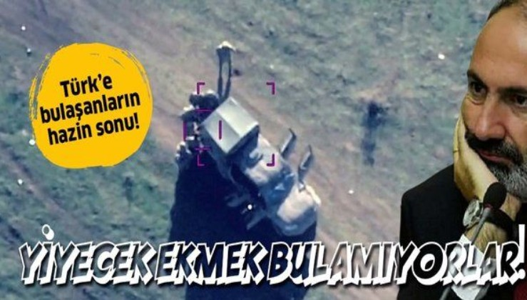 Ermenistan resmen dağıldı! Asker yiyecek ekmek bile bulamıyor