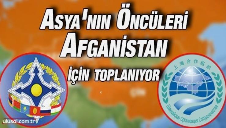 Asya'nın Öncüleri Afganistan için toplanıyor