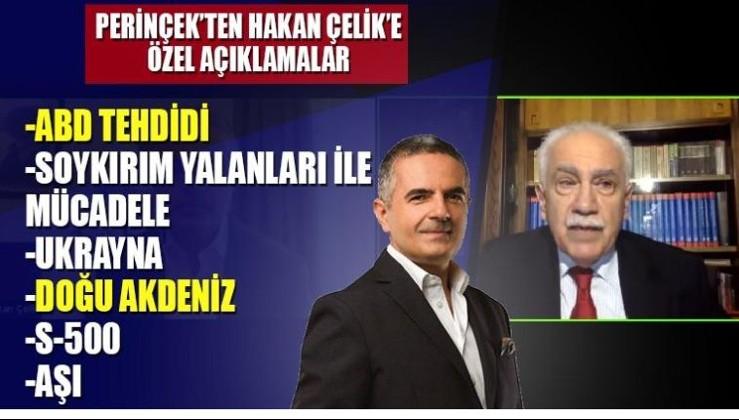 Doğu Perinçek: Türkiye ABD'ye karşı hamle yapmalı