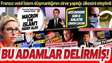 Fransız milletvekili Autain, ülkesinde artan İslam karşıtlığını eleştirdi: Bu ülke aklını mı yitirdi?