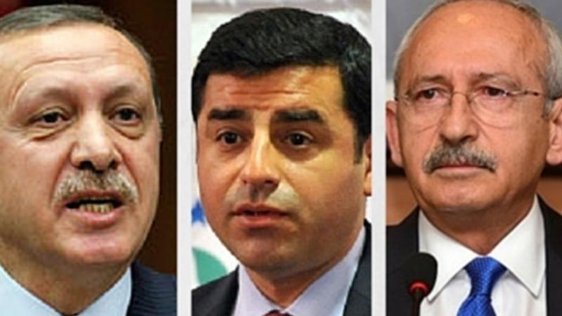 Kılıçdaroğlu, Erdoğan ve Demirtaş Andımız karşıtlığında nasıl buluştu?