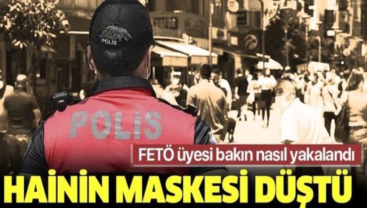 Kastamonu'da FETÖ zanlısı maske denetimlerinde yakalandı