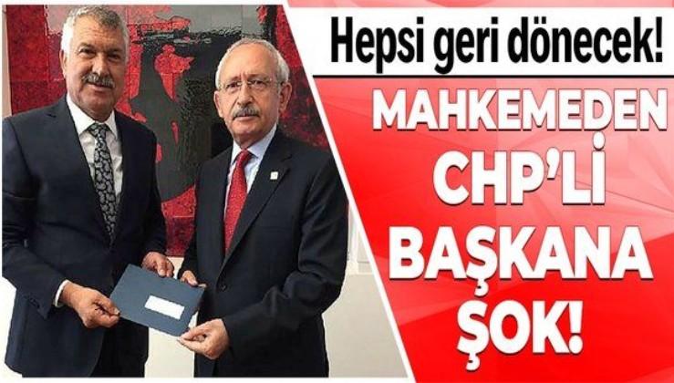Mahkeme kararını verdi! CHP'li Adana Büyükşehir Belediyesi'nde işten çıkarılan 328 kişi işe iade edilecek