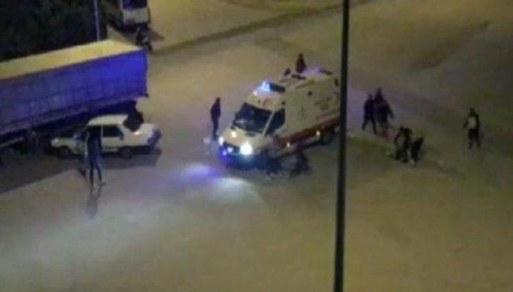 Son dakika: Konya'da sağlık çalışanlarını darbeden 3 kişi tutuklandı.